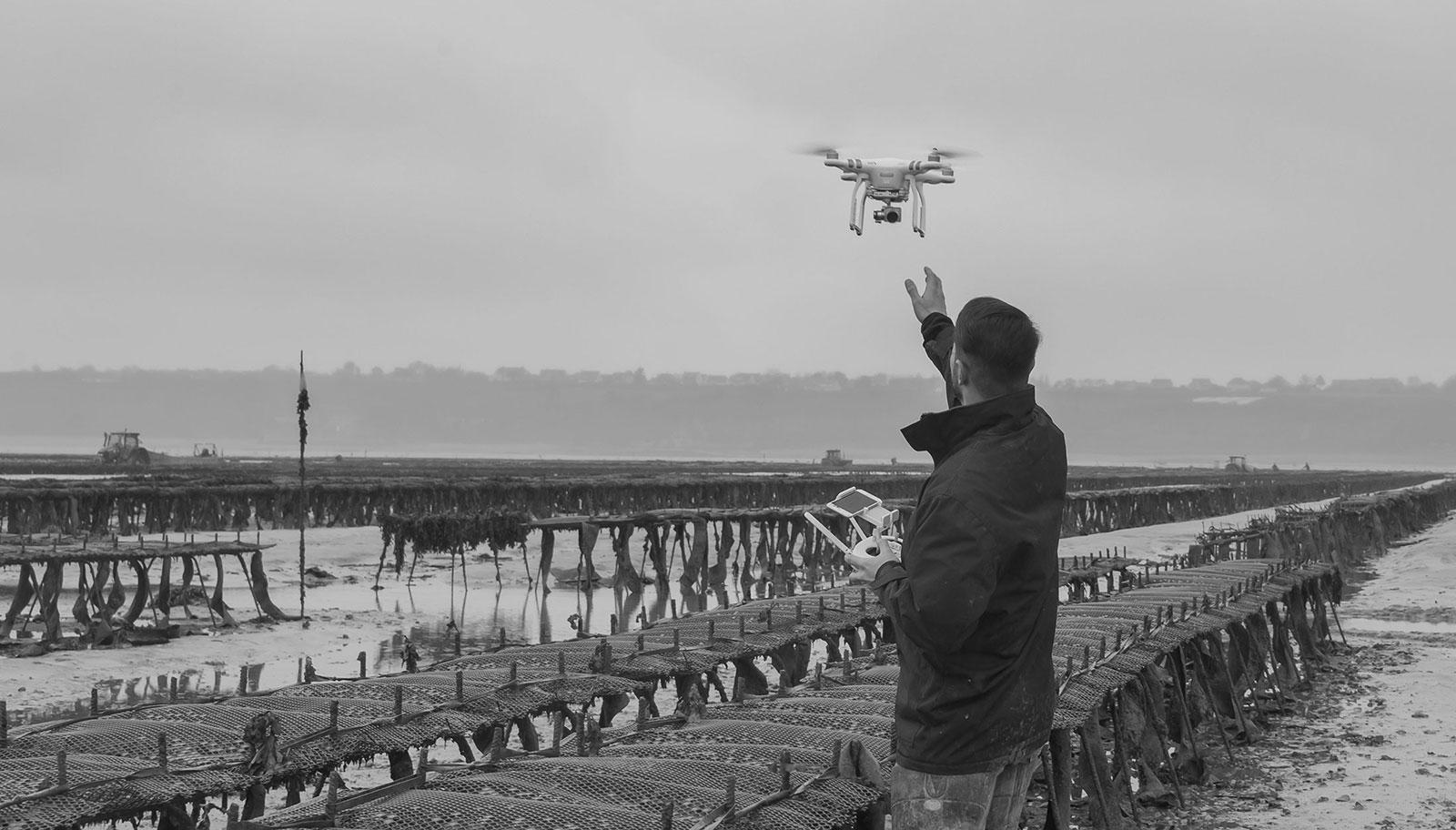 drone origins