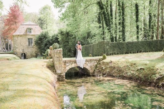 Mariage Blandine & remy pascal canovas Paris chateau